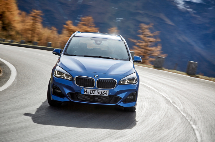 BMW 2 Series Gran Tourer – фотография 1