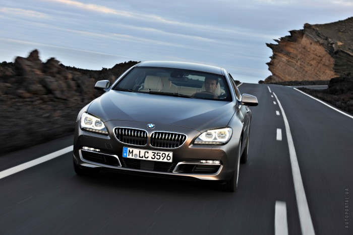 BMW 6 Series Gran Coupe – фотография 1