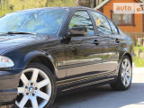 BMW 320i IDEAL SPORT EDITION                                            2001