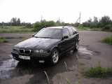 BMW 325i Black Ghost                                            1996