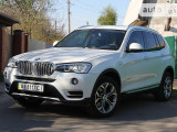 BMW X3 3.0d Twin-Turbo                                            2015