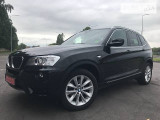 BMW X3 xDrive Exclusive                                            2013