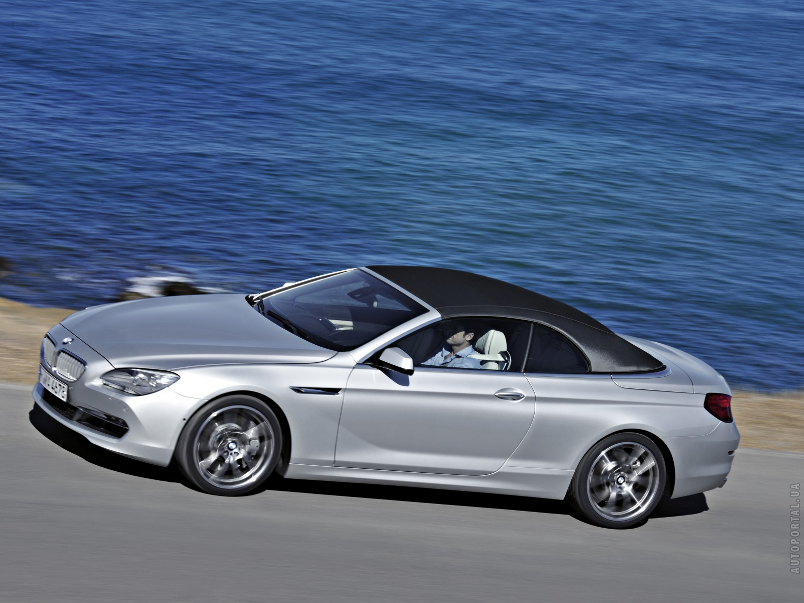 BMW 6-series F13 Convertible фото.